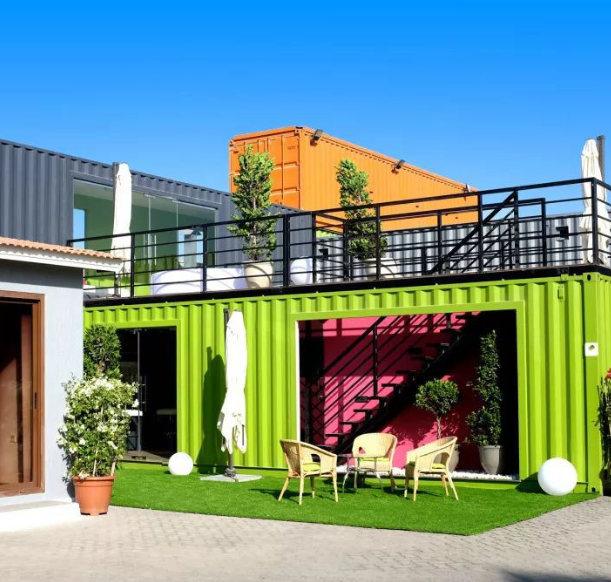 干货!解析集装箱房屋的环保型能和可移动性