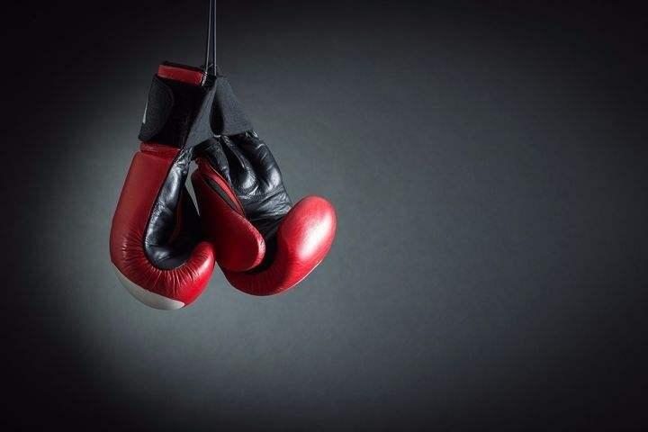 拳击的魅力隶属,一不小心便会无法自拔