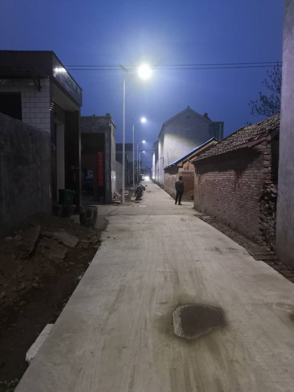 農村太陽能路燈如何選型?這里告訴你答案