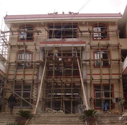 四川旧房改造