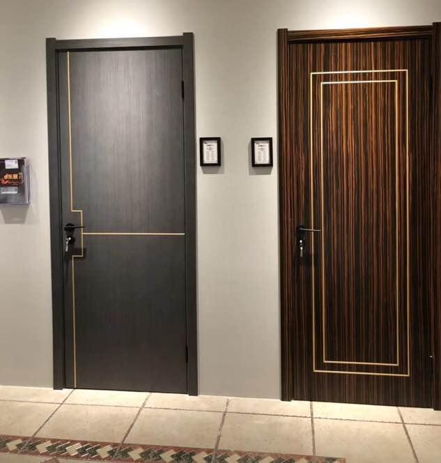 成都实木门与复合门有什么不同?怎么判断?