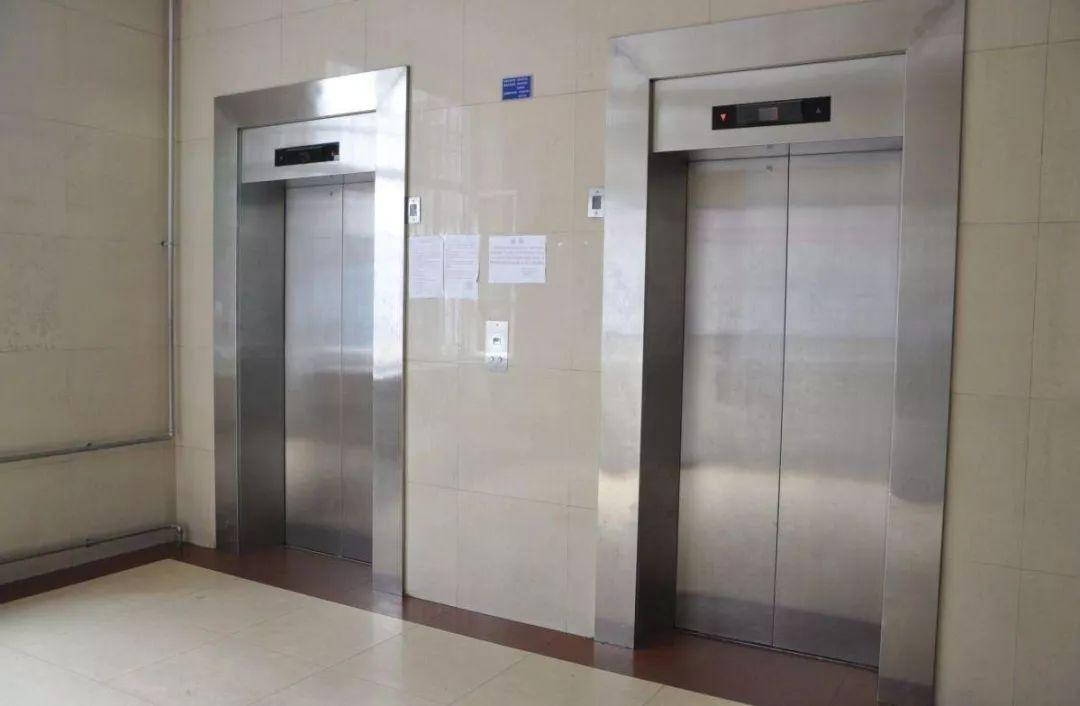"""乘客电梯的""""适当打开方式""""你知道吗?"""