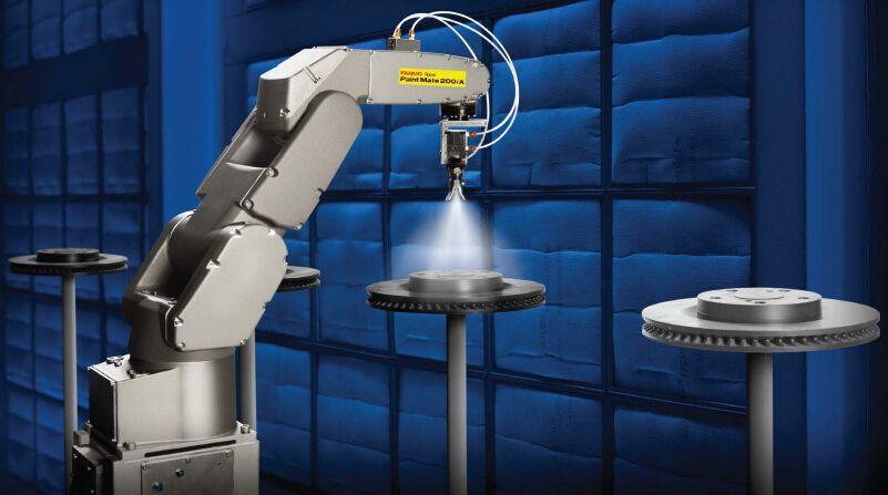 """喷涂机器人""""成精""""了?拥有自己的专业术语,或将全部代替人工!"""