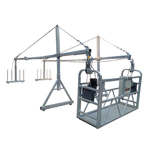 浅析电动吊篮的发展历程与未来前景