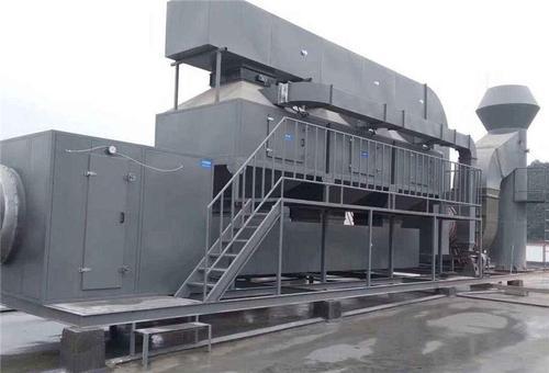 浅谈rco废气设备治理废气的流程