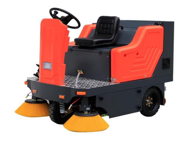 给大伙儿讲一下驾驶式扫地机应用小技巧吧