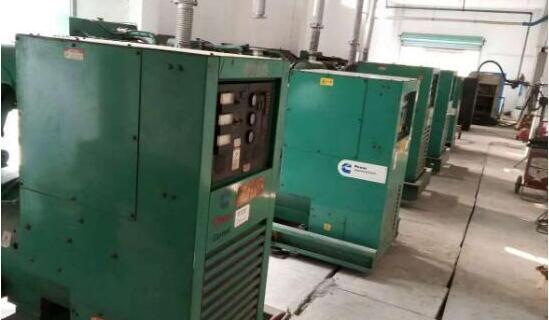 给大家共享几类成套设备构造的柴油机发电机组及其组质量质保的标准