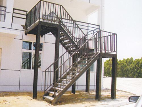 钢结构楼梯施工工艺及流程详解,看一下这标准做法!