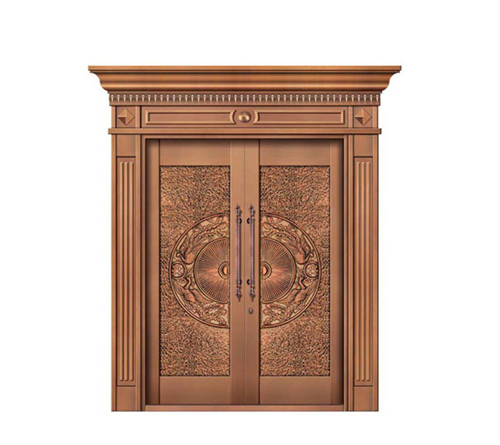 铜门的安装讲究的方式方法。