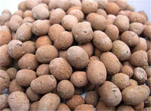 粘土陶粒和页岩陶粒有什么区别?