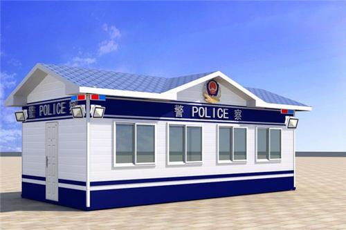 保安崗亭的尺寸主要由以下幾點考慮設計
