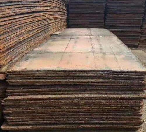 你知道工地租赁钢板一天大约需要多少钱?