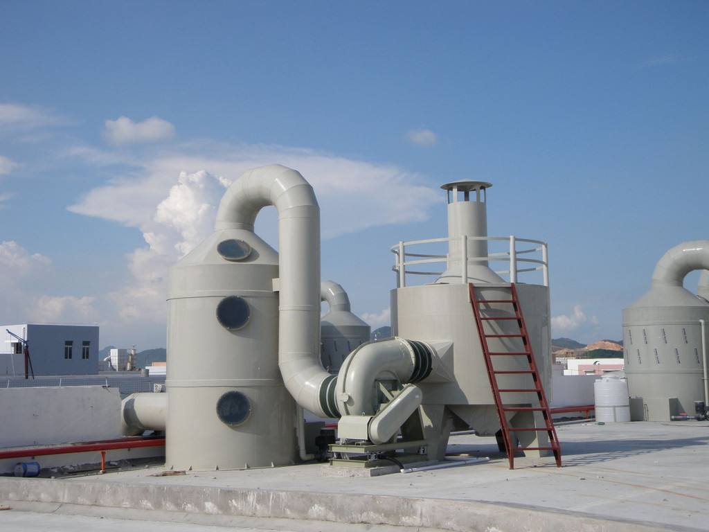 四川廢氣處理設備廠家為您分享廢氣處理的幾種方式