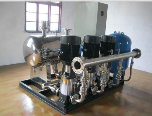 生活气压供水设备在变频给水设备运用中起什么作用?