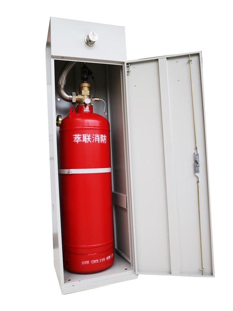 怎么对成都气体灭火设备设置?使用后该如何检查