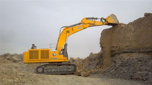 挖掘机运用时要留意定期检查和维修哦