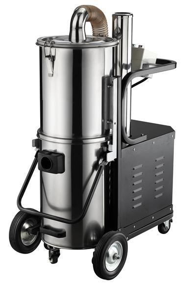 怎么选择本身务必的工业吸尘器?