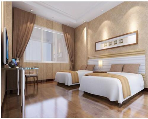 酒店装修那般做,即舒适又安全性.