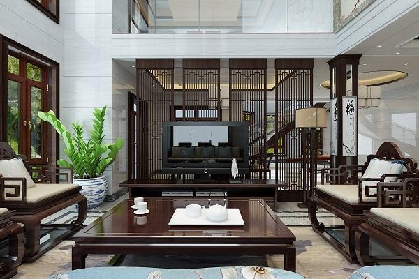 中式休闲会馆家具如何选择适合的家具?
