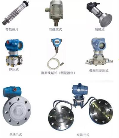 压力变送器在电厂使用中的选型考虑