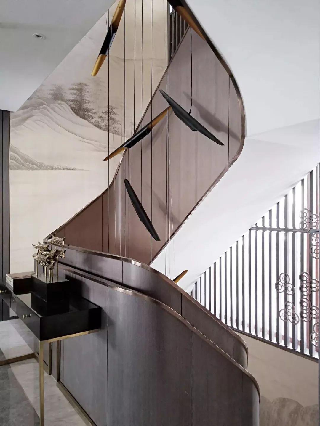 亲们,你知道弧形楼梯的制作流程吗?