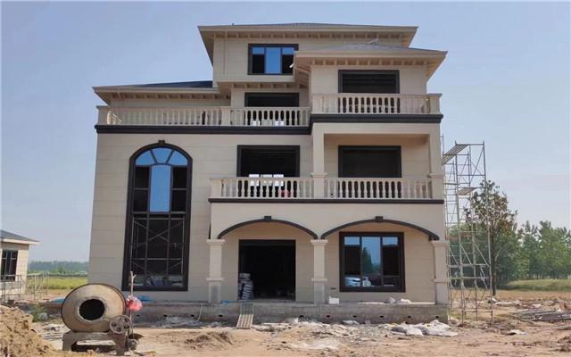 告诉你如何提高别墅自建砖砌体的质量?