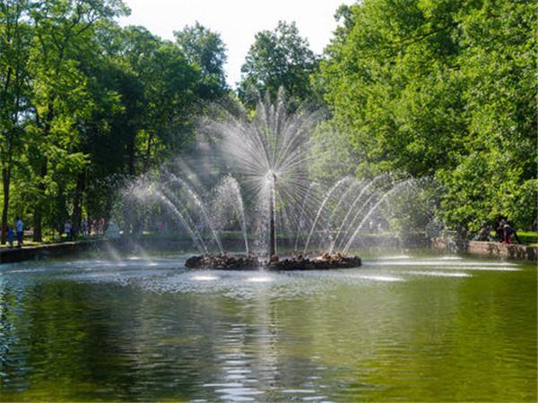 担心过完冬季喷泉设备被冻坏?这种工作做好就不用怕