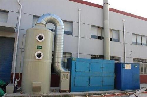 小编浅谈工业废气处理设备不一样解决技术的较为