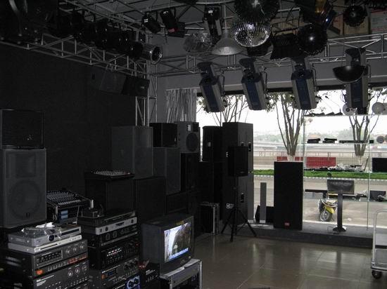舞台设备租赁