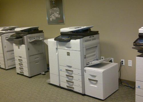 浅谈复印机租赁在工艺上的应用以及清洁事项