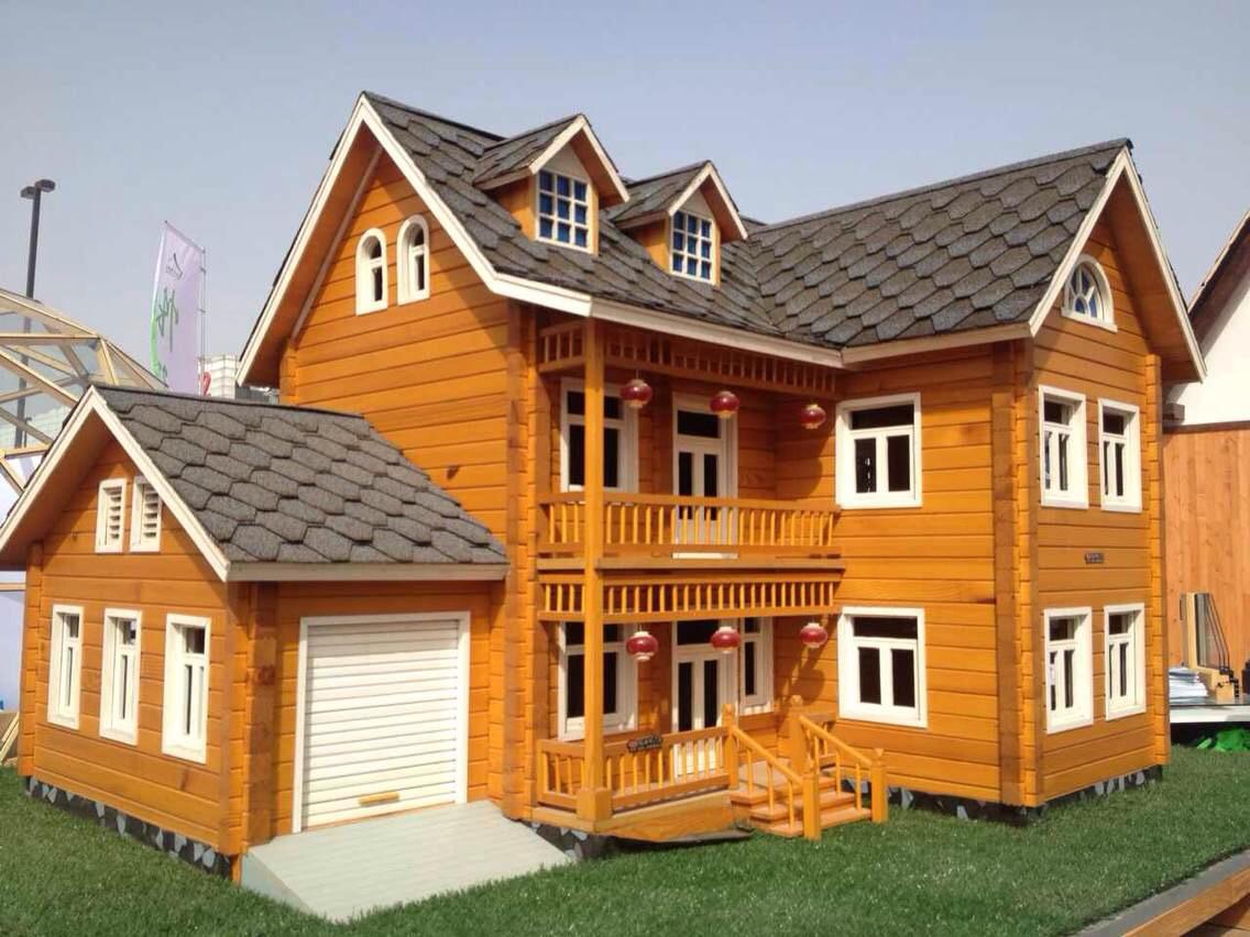四川钢木结构房