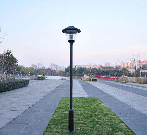如何选购到适合本身庭院氛围的庭院灯