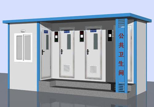带您了解移动厕所的维护及优点