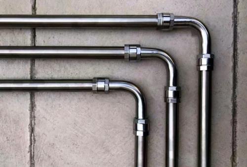 家装薄壁不锈钢水管为什么要覆塑?谜底在这里