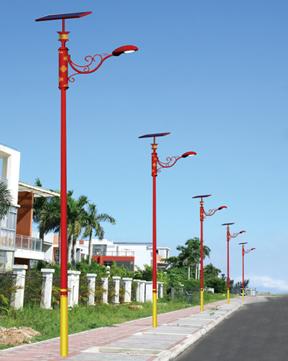 太阳能路灯的特性以及选购方法,这类知识你要掌握