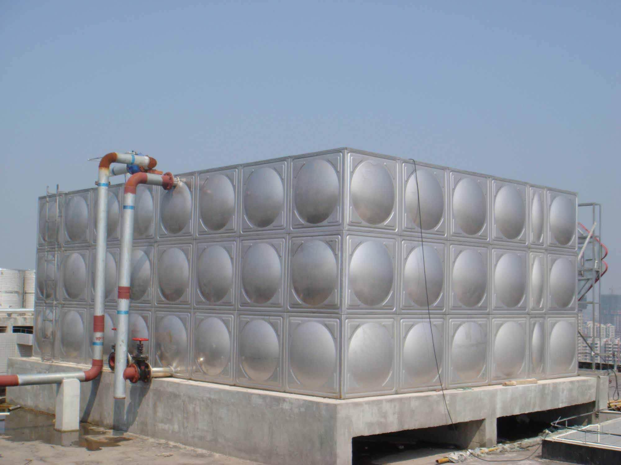 不锈钢消防水箱知识的简略分享,值得一看