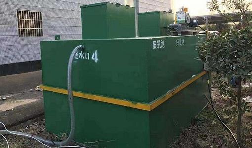 污水处理成套设备适合处理洗沙厂污泥废水的原因