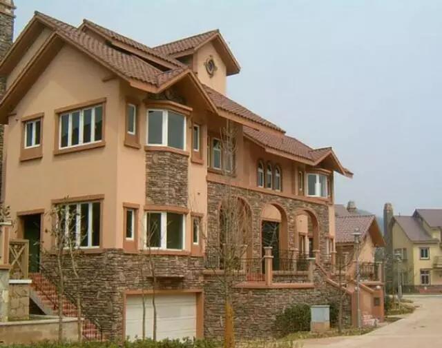 别墅装修 | 如何选择外墙砖,让你的别墅更加五彩缤纷