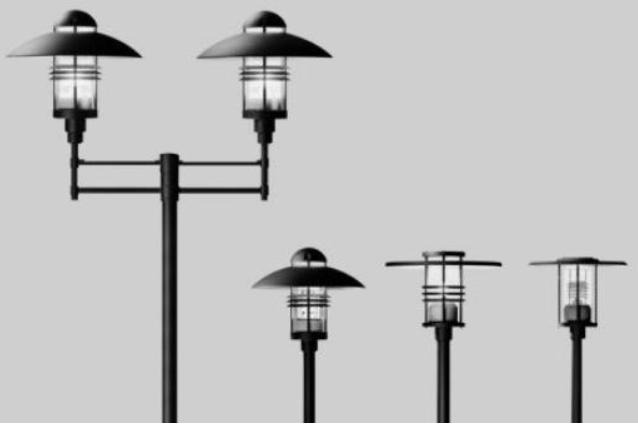 庭院灯的养护措施及清洁方法有哪些?