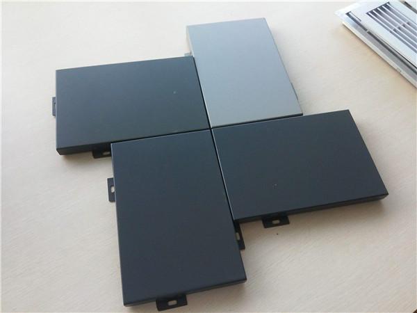 安裝铝单板除开要注重生产商的整体实力,也要考虑到哪些因素
