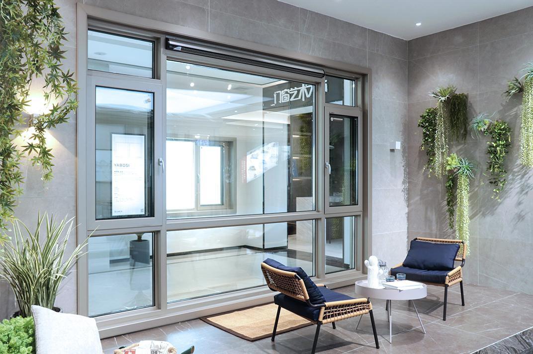 铝合金门窗套的适度的安装方法是什么?