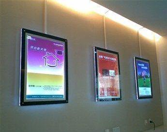 你知道广告灯箱安装方法以及应用范围吗?一起了解一下吧