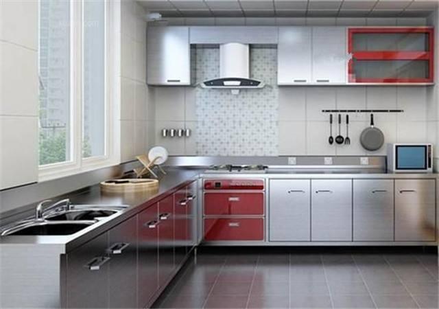不锈钢厨柜制作加工流程您了解一下?