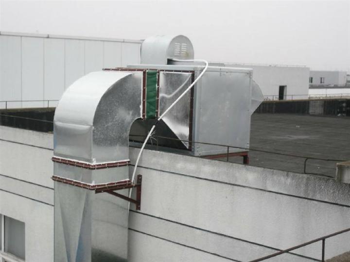 通风管道制作工艺与安装规定有哪些?