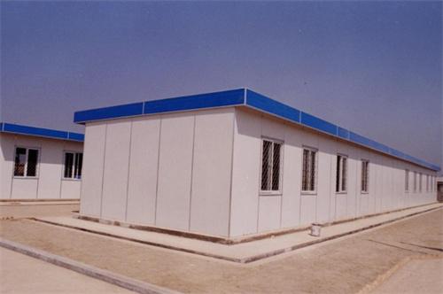 钢结构活动房、迅速组装工期紧!