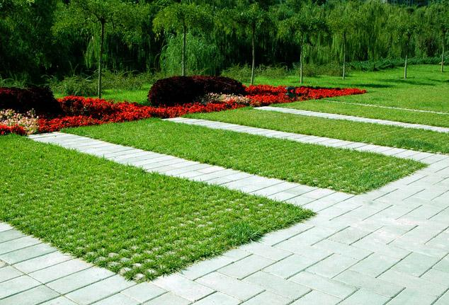 四川植草砖