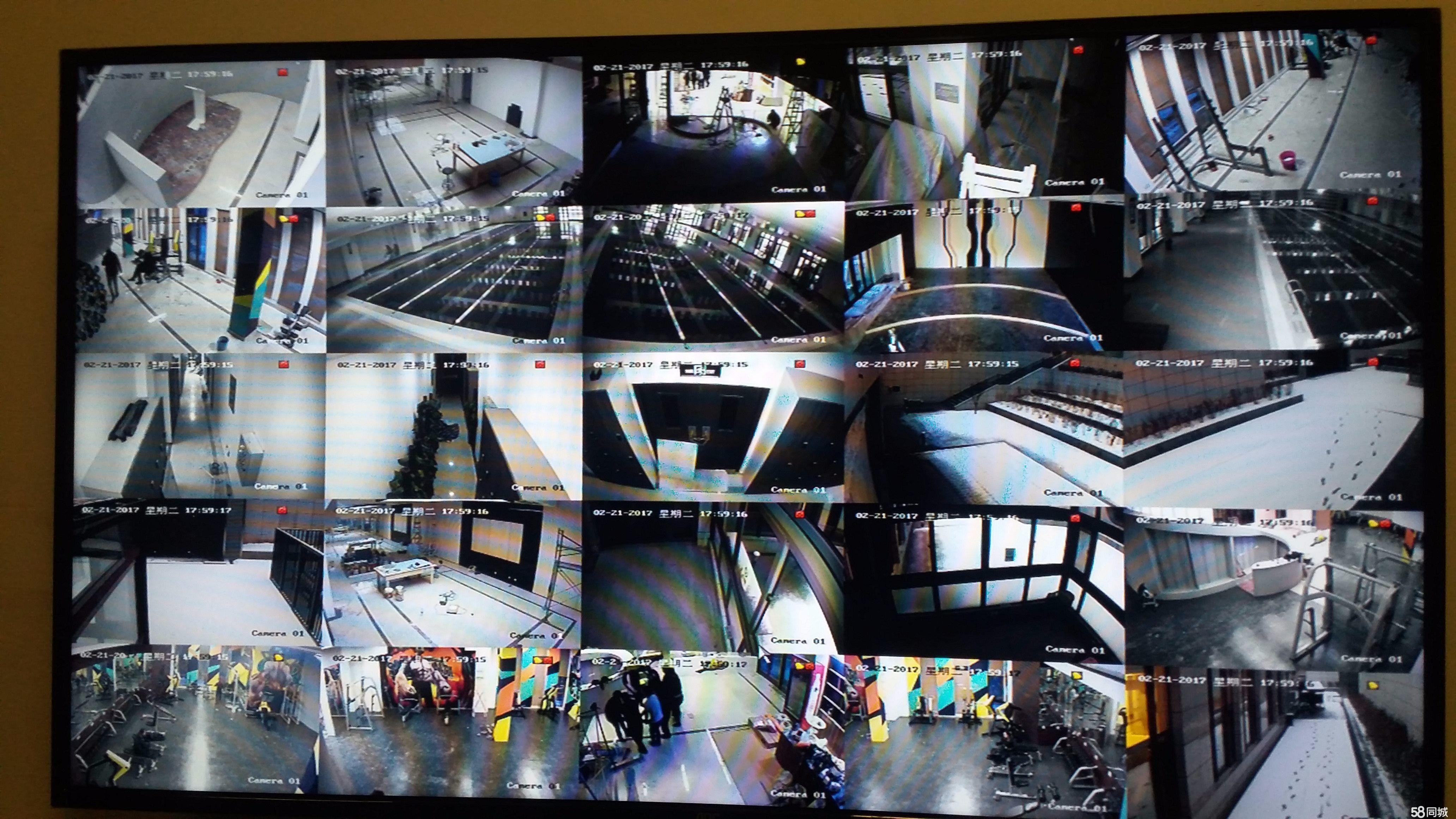 安防监控系统系统作用及系统特性