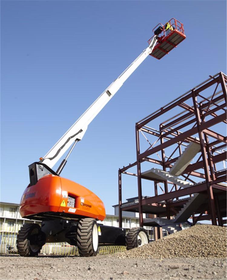 相关高空作业车应用的安全性操作与事故预防