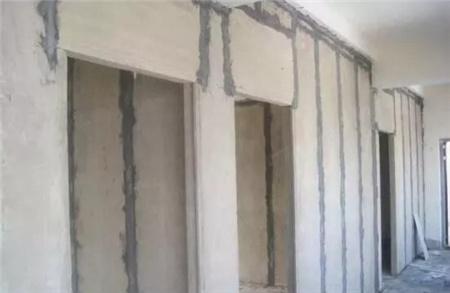 轻质隔墙板机械设备安装施工工艺