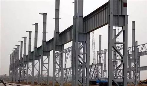 怎样变小钢结构工程钢柱的矛盾!
